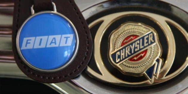 Fiat Chrysler procède au rappel de 67 000 camionnettes de 2006 et