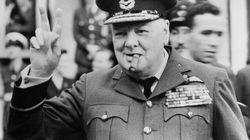 La famille de Winston Churchill a eu peur qu'il ne se convertisse à