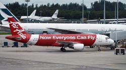L'avion d'AirAsia probablement « au fond de la mer »