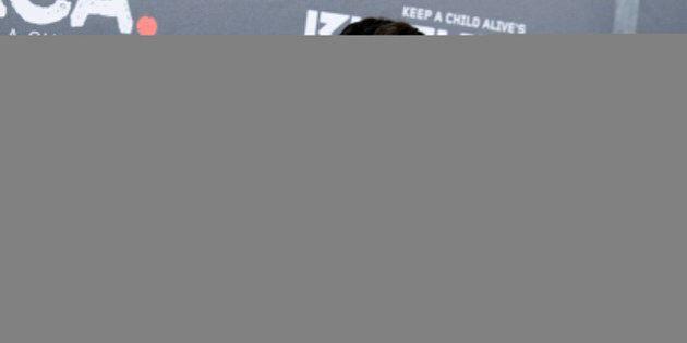 Alicia Keys attends Keep a Child Alive's 2014 Black Ball at the Hammerstein Ballroom on Thursday, Oct....