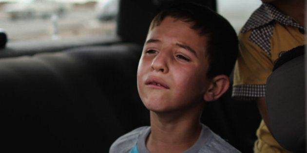2014, une année «horrifiante» pour les enfants dans le monde, selon