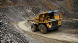 Secteur minier canadien: une autre année difficile en