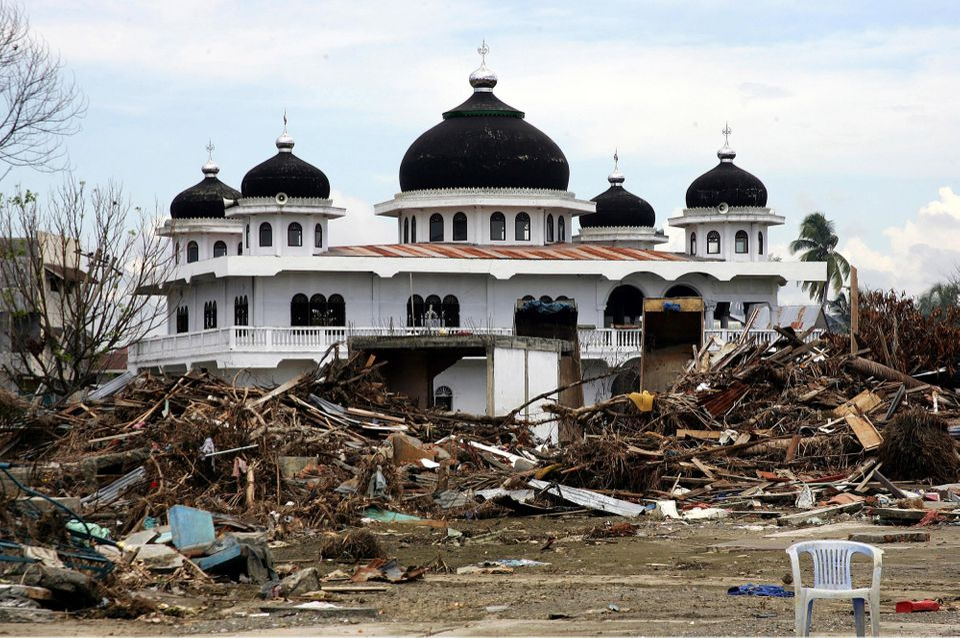 Tsunami en Asie du sud-est: la métamorphose de la province d'Aceh 10 ans après