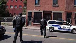 Le SPVM défend le policier impliqué dans l'arrestation d'un
