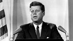 John F. Kennedy rassure le monde sur le sort du pôle