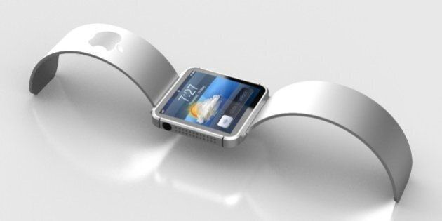 Apple lancera probablement cet automne une montre-bracelet informatisée