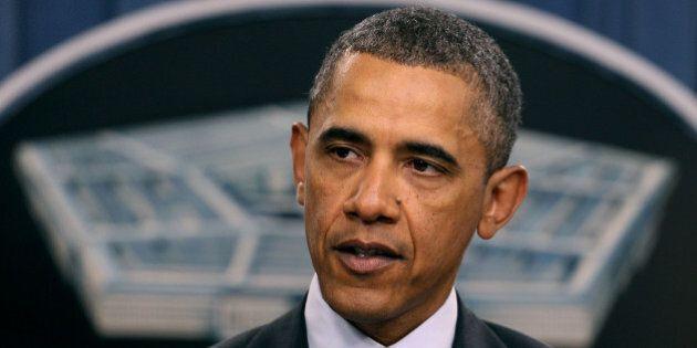 Irak : le président des États-Unis Barack Obama autorise des frappes militaires