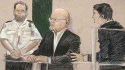 Richard Henry Bain restera détenu en l'attente de son procès
