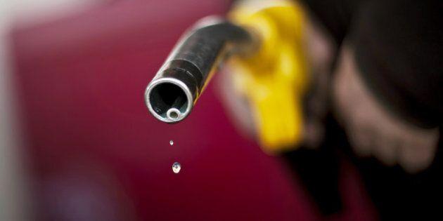 La baisse du coût de l'essence a fait chuter le taux d'inflation au