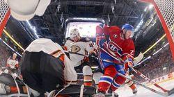 Les Ducks stoppent à trois la série de victoires du Canadien