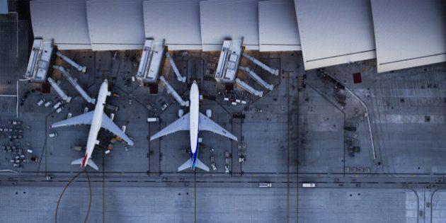 Aviation: 3,2 milliards de passagers dans le monde en 2014, une hausse de