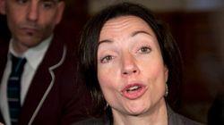 Martine Ouellet espère l'appui de PKP pour développer l'information régionale