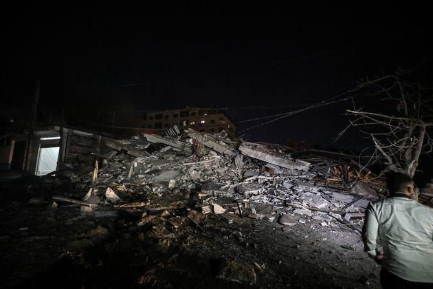 Άγκυρα: Το Ισραήλ βομβάρδισε τα γραφεία του τουρκικού πρακτορείου ειδήσεων Anadolu στη