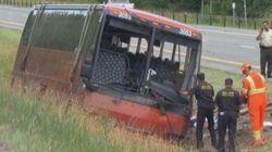 Accident d'autocar à New York: pas de bris