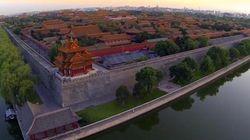 Il est conduit au poste de police après avoir pris des images de Pékin avec un drone