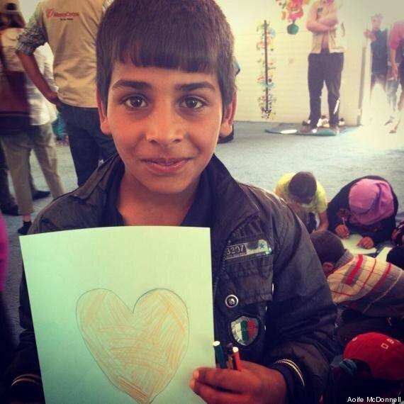 Send a Heart to Ali: de l'espoir pour les enfants réfugiés
