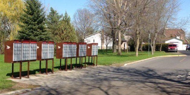 Un million de citoyens sans courrier à domicile dès
