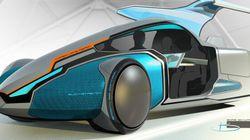 Une voiture autonome conçue pour tout les