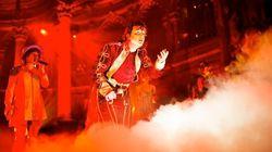 Le Cirque du Soleil: 30 ans de musique en