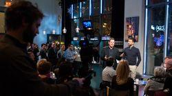 Télé-Québec: dans les coulisses de «Deux hommes en