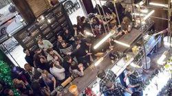 Bar: Le Commerce ouvre ses portes sur