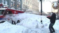 16 choses incroyables que l'hiver canadien peut