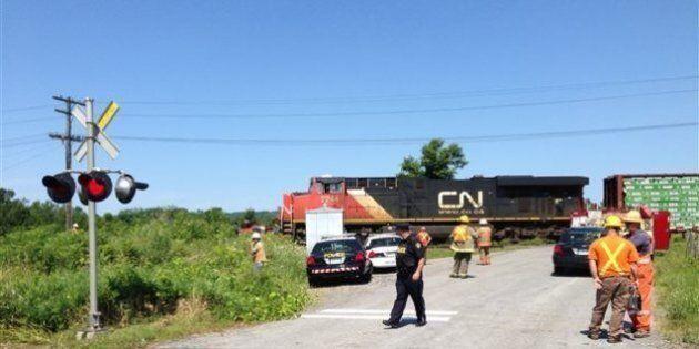 Accident de train mortel : des retards à prévoir entre Toronto et