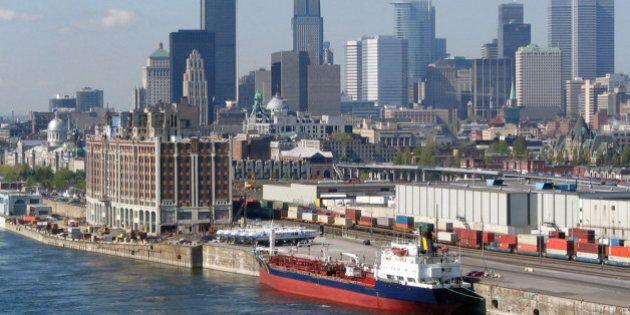 Les exportations canadiennes de marchandises ont augmenté en