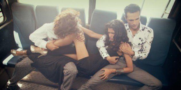 Inde : l'esthétisation d'un viol collectif dans une série de photographies de mode