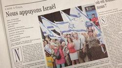 Les pro-Israël bien présents au Québec, estime Éric