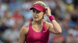 Coupe Rogers 2014 : Eugenie Bouchard tombe en