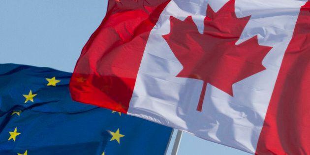 Le Canada et l'Union européenne s'entendent sur le texte complet d'un accord de