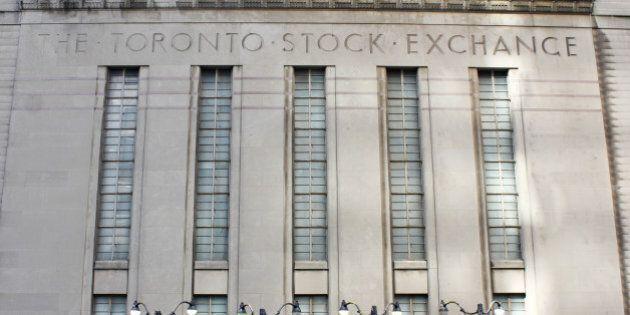 Une glissade de 343 points de la Bourse de Toronto la ramène dans une