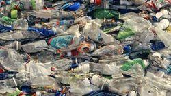 Près de 269 000 tonnes de plastique dans les