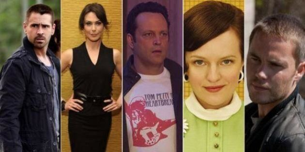 «True Detective» saison 2: Vince Vaughn, Elisabeth Moss, Colin Farrell et Taylor Kitsch pressentis au