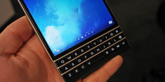 BlackBerry effectuera de nouvelles mises à