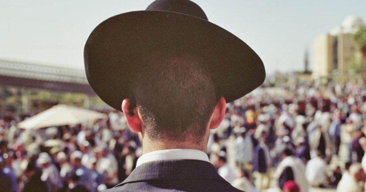 datant d'un juif orthodoxe moderne