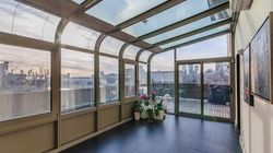 Une des unités d'Habitat 67 à Montréal en vente pour 998 000 $
