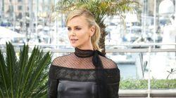 Festival de Cannes: Charlize Theron magnifique pour la présentation de Mad