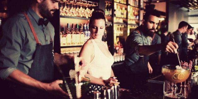 Pandore: le nouveau resto-bar en plein coeur du Quartier des spectacles