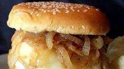 Pour les Américains, c'est ça un burger «à la