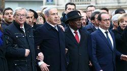 Marche en France: Netanyahu s'est invité... alors qu'on lui avait demandé ne pas