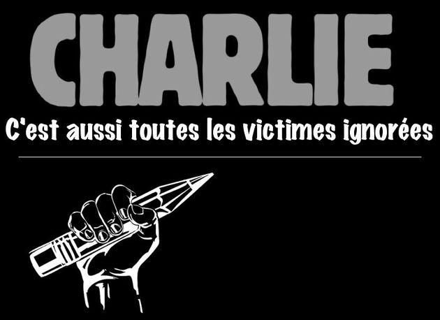 Rendre hommage à Charlie Hebdo, c'est surtout voir toutes les personnes que nous