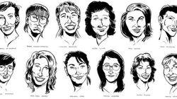 Drame de Polytechnique: il dessine les victimes pour leur rendre hommage