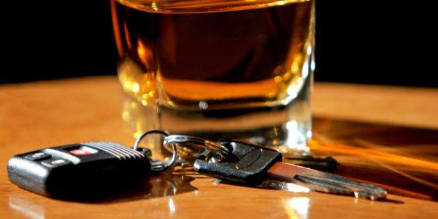 drinking and driving car keys