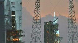 NASA: le vaisseau spatial Orion est