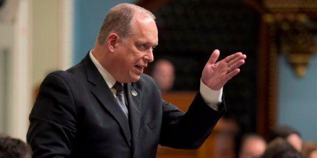 Le député Stéphane Bergeron est insatisfait de la Commission