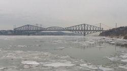 Peinture du pont de Québec : Régis Labeaume trouve le CN « arrogant et méprisant »