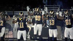 Ferguson: ce geste pro-Michael Brown n'a pas plu à la