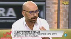El aplaudido detalle de Iker Casillas con este colaborador de 'Viva La